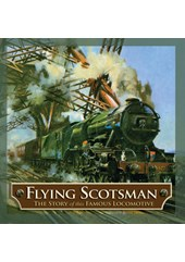 Flying Scotsman Audio CD