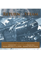 Return to Steam (2CD Set)