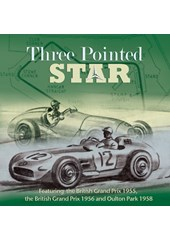 Three Pointed Star Audio CD