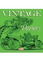 Vintage Variety Audio CD