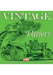 Vintage Variety Audio Download
