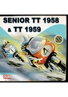 Senior TT 1958 & TT 1959 Audio CD