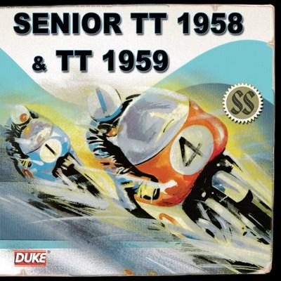 Senior TT 1958 & TT 1959 Audio CD