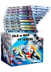 Isle of Man TT 1958-68 10 CD box set