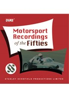 Motorsport Recordings of the Fifties 2 CD Set