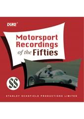 Motorsport Recordings of the Fifties 2 CD Set