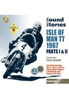Isle of Man TT 1967 Sound Stories Vinyl (2 Disc) LP