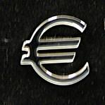 Euro Sign Cufflinks