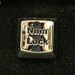 Computer Key Number Lock Cufflinks