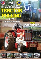BTPA Championship and STPC Finals Tractor Pulling Aberdeen 2019 DVD