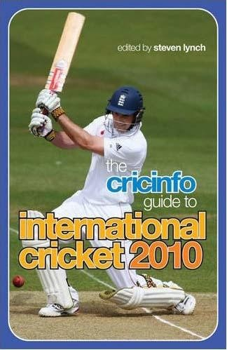 ESPN Cricinfo Guide to International Cricket 2010 (PB) - click to enlarge