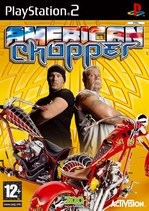 American Chopper PS2 Game