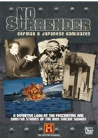 No Surrender - German & Japanese Kamikazes DVD