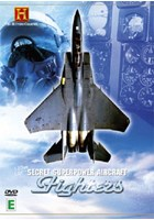 Secret Superpower Aircraft Fighter DVD