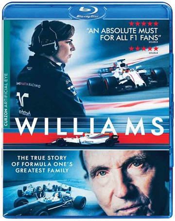 Williams Blu-ray - click to enlarge