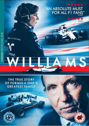 Williams DVD - click to enlarge