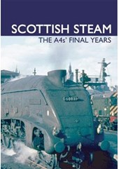 Scottish Steam The A4s Final Years DVD