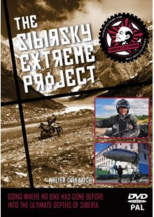 The Sibirsky Extreme Project DVD