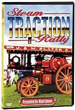 Steam Traction Rally DVD