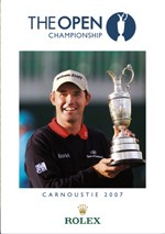 The Open Championship 2007.The Official Story (HB)