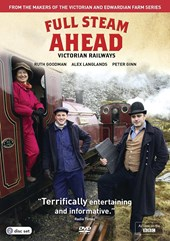 Full Steam Ahead -Victorain Railways ( 2 Disc)  DVD