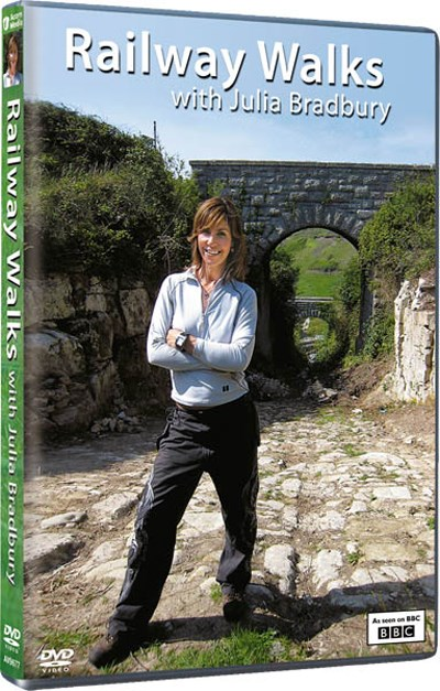 Railway Walks with Julia Bradbury DVD