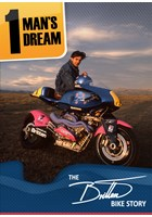 The Britten Bike Story - 1 Man's Dream DVD