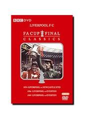 Liverpool FC - FA Cup Final Classics DVD