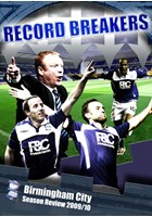 Birmingham City 2009/10 Season Review - Record Breakers (DVD)