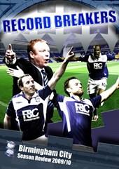 Birmingham City 2009/10 Season Review - Record Breakers (DVD)