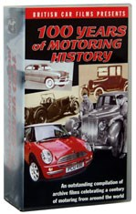100 Years of Motoring History VHS
