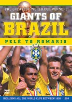 Giants of Brazil DVD