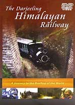 The Darjeeling Himalayan Railway DVD
