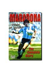 MARADONA - VICTIM OR VILLAIN DVD