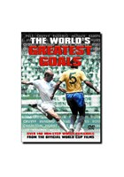 THE WORLDS GREATEST GOALS DVD