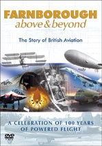 Farnborough Above and Beyond DVD