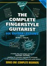 Guitar Lessons Fingerstyle Beginner Acoustic DVD