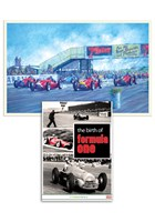 The Birth of Formula One DVD and Print
