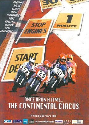 Once Upon a Time.. The Continental Circus DVD