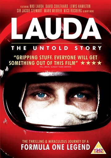 Lauda: The Untold Story DVD - click to enlarge