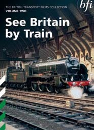 BFI Vol 2 See Britain by Train DVD - click to enlarge