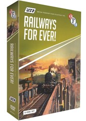 Railways For Ever ( 6 DVD) Boxset