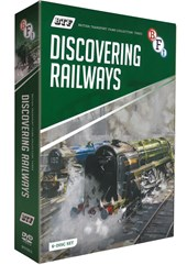 Discovering Railways ( 6 DVD) Boxset
