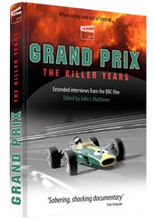 Grand Prix the Killer Years (HB)