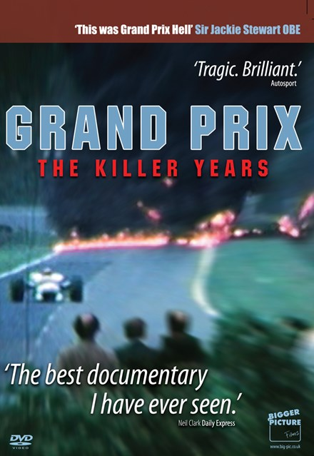 Grand Prix: The Killer Years DVD