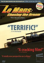 Le Mans: Chasing the Dream DVD
