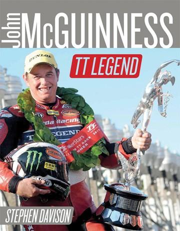 John McGuinness: TT Legend (HB) - click to enlarge