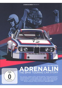 Adrenalin -  The BMW Touring Car Story DVD