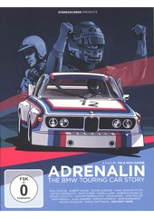 Adrenalin -  The BMW Touring Car Story NTSC DVD