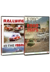 Rallying & Road Trips 2-DVD Bundle